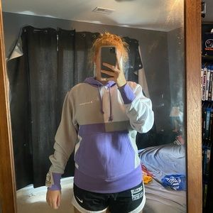 Champion Women's Color Block hoodie